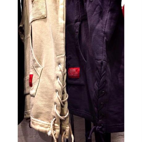 Reason Clothing Newyork/Dameged フーディー・  vintage ブラック