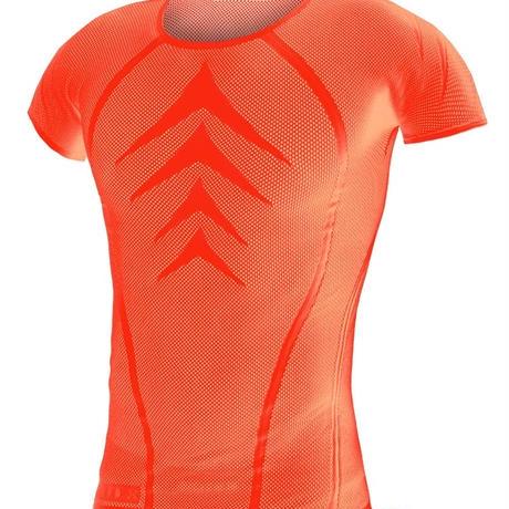 116RG Bi-Elastic Tシャツ  オレンジ