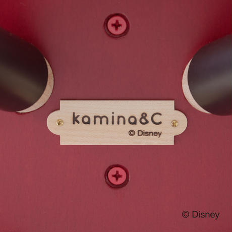 <MICKEY MOUSE> CHAIR     ーkamina&Cー