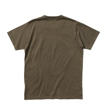 デタッチャブル迷彩Tシャツ
