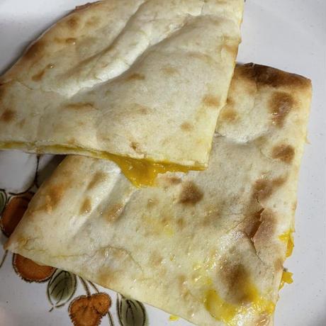 【冷凍】<サラムナマステ> パムキンチーズナン(期間限定)