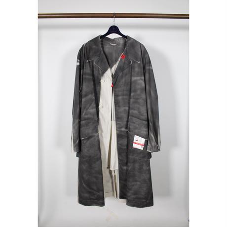 Maison MIHARA YASUHIRO: Over Sprayed Engineer Coat