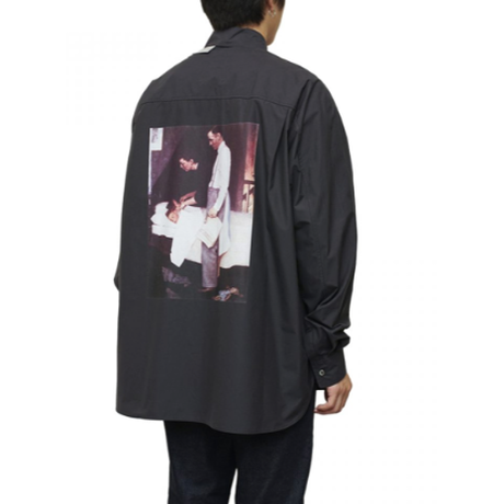 Name. : NORMAN ROCKWELL PRINTED SHIRT