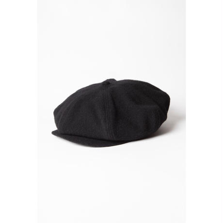 The Letters:8PANEL CASQUETTE -SHRINKED WOOL-
