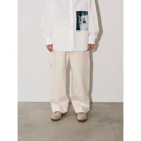 JOHN MASON SMITH : DOUBLE KNEE PANTS