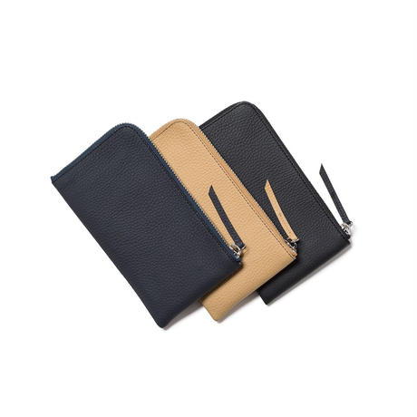 hobo : Shrink Leather Zip Wallet Long