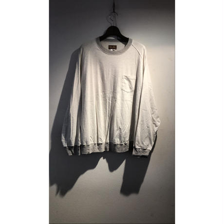 MAINU : EMERGENCY CREW NECK LONG SLEEVE