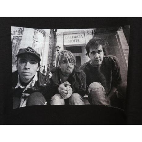 "MINEDENIM: Nirvana ""MG Photo"" Tee"