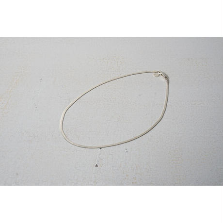 JANE SMITH : THIN SNAKE CHAIN NECKLACE