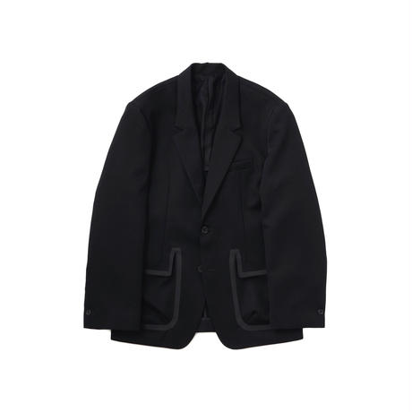 Name. : OFF SCALE WOOL TAILORED JACKET