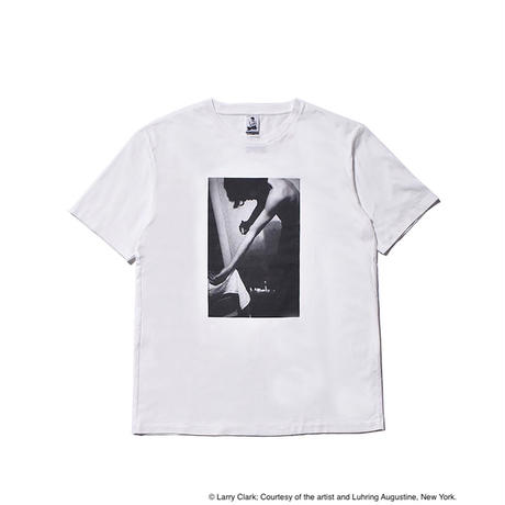 Stie-lo × Larry Clark × WACKO MARIA STANDARD CREW NECK T-SH TYPE-2