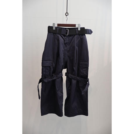 MAINU : SIDE DIRTS POCKET 51 BONTAGE PANTS
