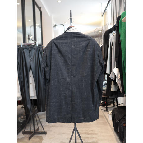 Maison MIHARA YASUHIRO : Wide Backt Wool Wool Jacket