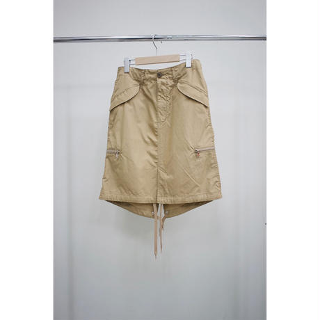 Name. (ladies) : FINX RIPSTOP CARGO SKIRT