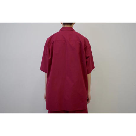 Name. : FINX WEATHER OPEN-NECKED SHIRT