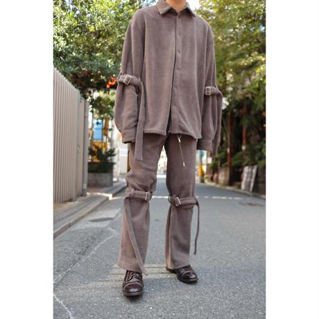 Name. : CARSEY JERSEY BONDAGE PANTS
