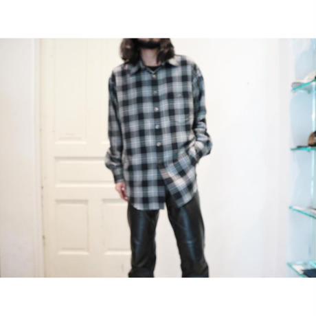 The Letters : Limited Check Shirt