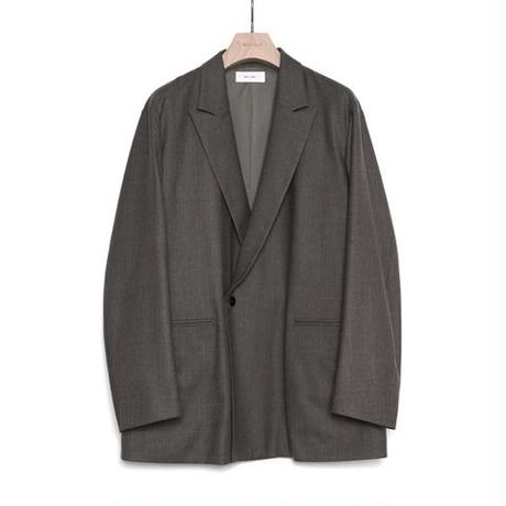 WELLDER : Double Breasted Long Jacket