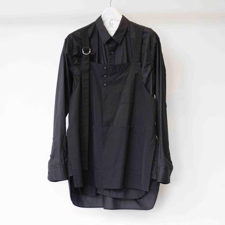 fit MIHARA YASUHIRO : Apron Shirt