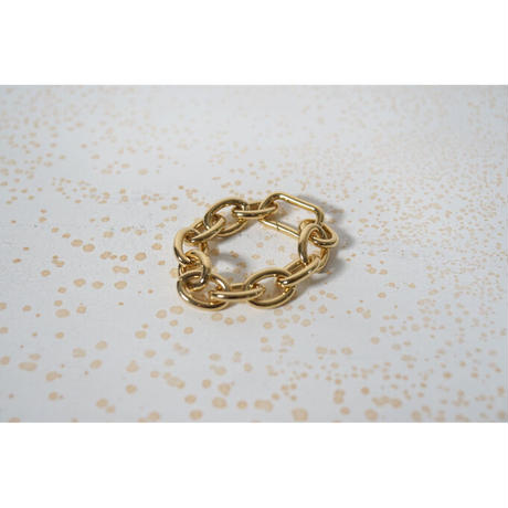 JANE SMITH : THICH CHAIN BRACELET