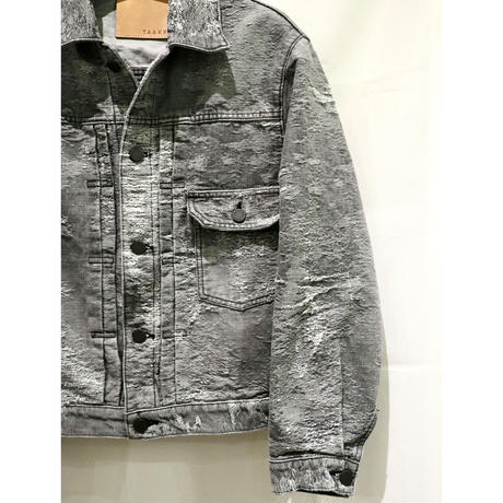 TAAKK : DENIM JACKET
