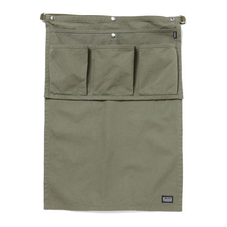 hobo : Cotton Twill Gardener Apron by LAND & B.C.
