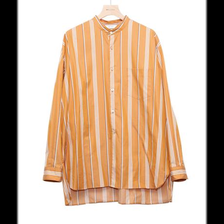 WELLDER : Band Collar Shirt