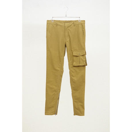 TRANSFORMED MILITARY SLIM-TAPERED PANTS