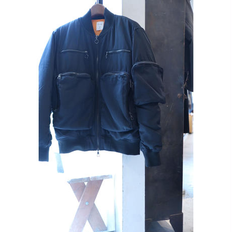 S.i.m : Flight Jacket