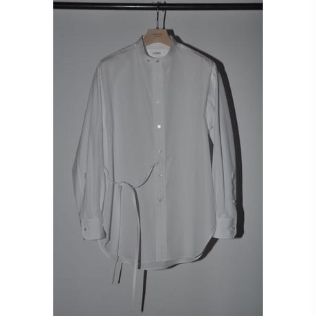 JANE SMITH : BANDED COLLAR SHIRTS