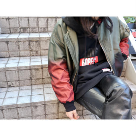 Maison MIHARA YASUHIRO: HOPES printed hoodie