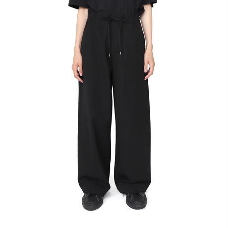 in・stru(men-tal). MIHARA YASUHIRO :  No Side Seam Easy Wide Pants