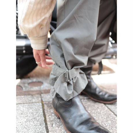 JOHN MASON SMITH : BELT ARMY PANTS