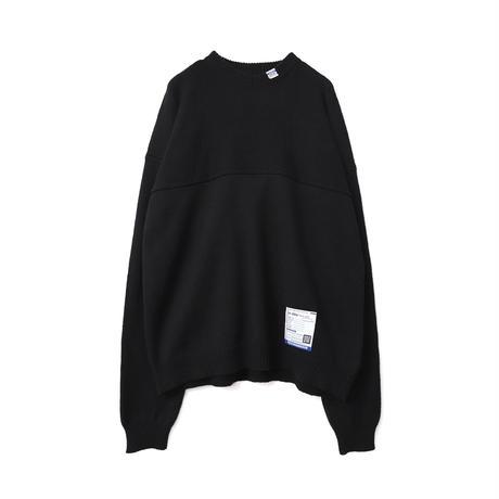 in・stru(men-tal). MIHARA YASUHIRO :  Knit Pullover