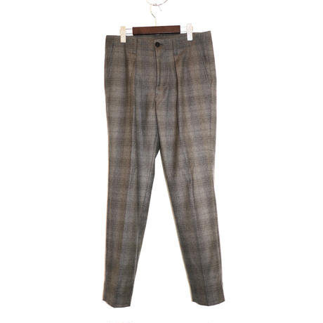 WELLDER : One Tack Tapered Trousers
