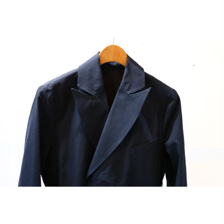 TONSURE : DOUBLE BREASTED COAT