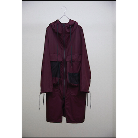 HUMIS : DOLMAN SLEEVE ADVENTURE RAIN COAT