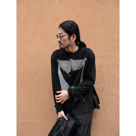 TAAKK : LAYERED DOCKING SHIRT
