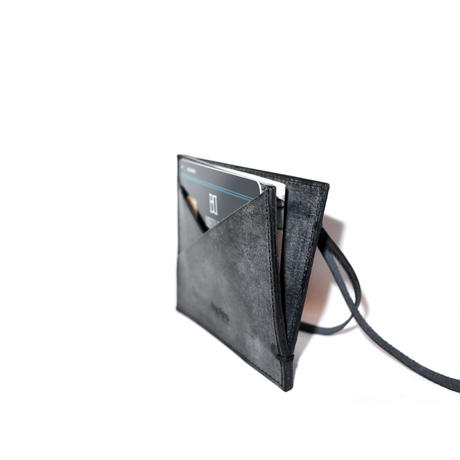 hobo : OILED COW LEATHER COMPACT WALLET