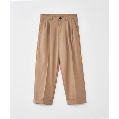 JUHA : TAPERED CROPPED PANTS