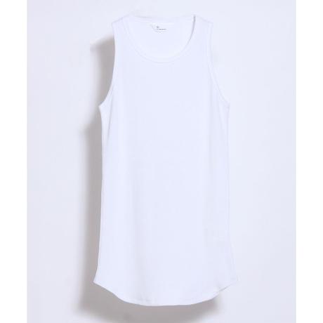 10 by juha stable garments : WAFFLE LONG TANK