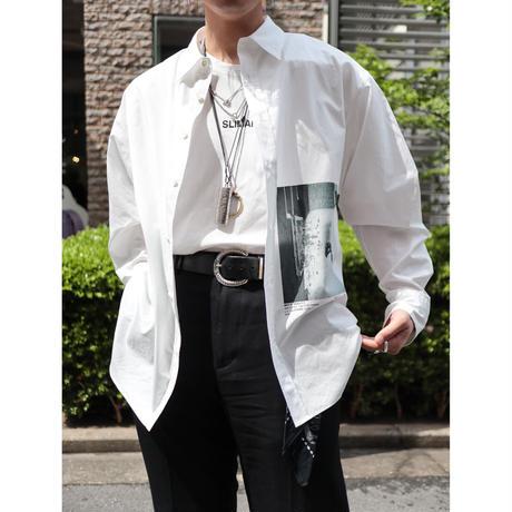 JOHN MASON SMITH : PRINT REGULAR COLLAR SHIRTS