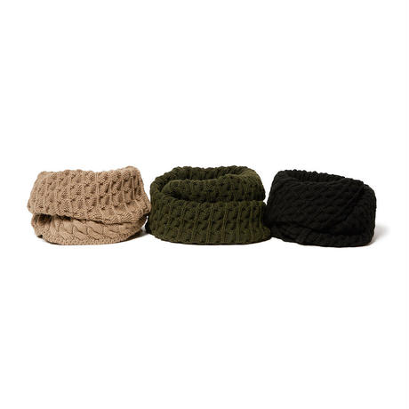 hobo : Acrylic Cable Knit Snood