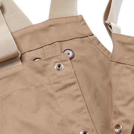 hobo : Cotton Twill Gardener Vest by LAND & B.C.