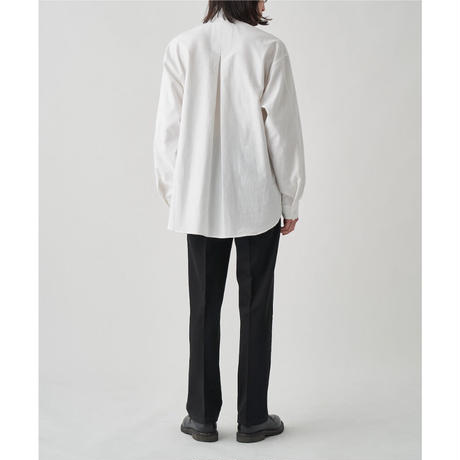JUHA:FLANO HIGH NECK OVER SHIRT