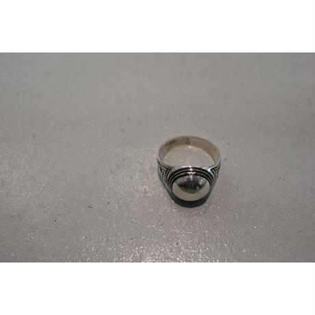 TUAREG JEWELRY :  TUAREG SILVER RING 02