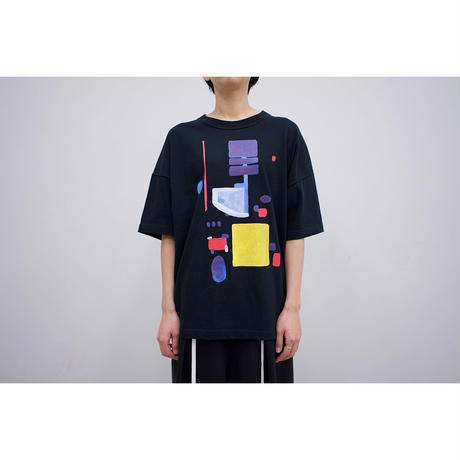 Name. (ladies) : Name.×Kyohei Sakaguchi OVERSIZED TEE