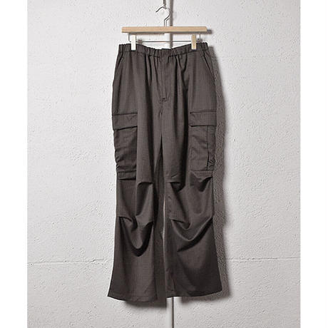 WELLDER :  Six Pocket Cargo Trousers