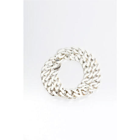 The Letters : CURVE CUT CHAIN 12mm (M Size)