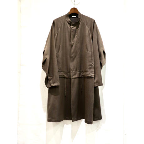 WELLDER : STAND COLLAR COAT